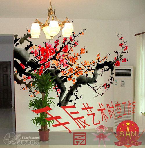 郑州手辰壁画手绘墙