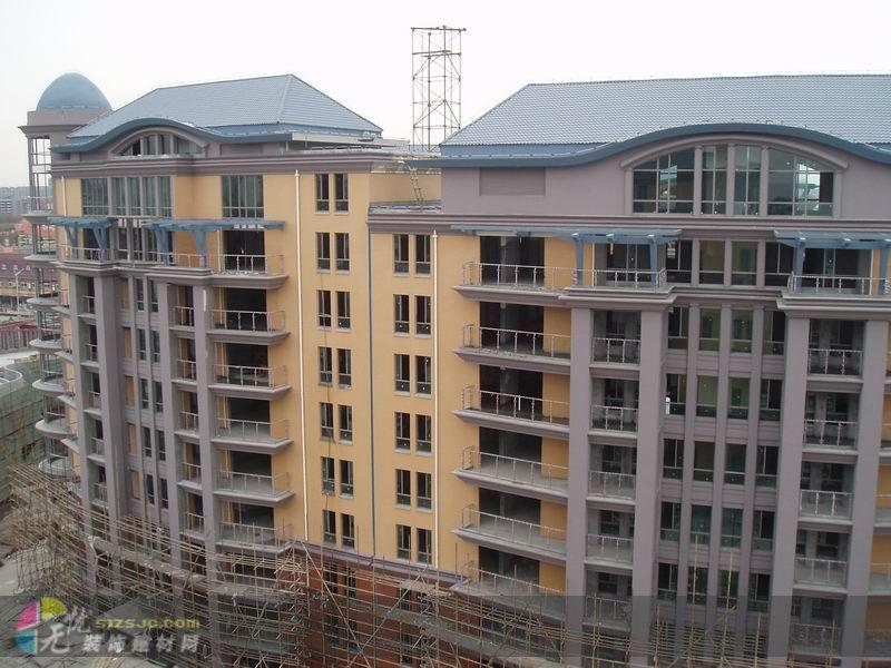 两层楼房设计图仿古
