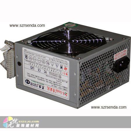 深圳电源厂家直销各类电源(at,atx,1u,2u,eps) 产品规格: sd-350p4