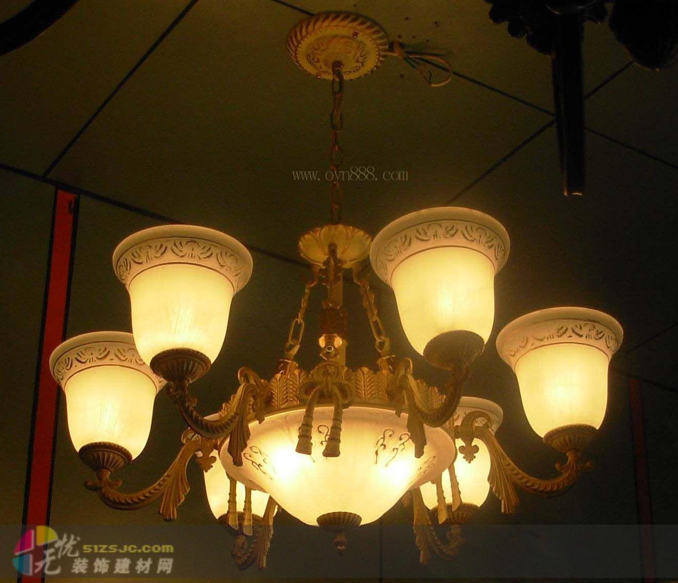 欧洲风格古典灯具灯饰