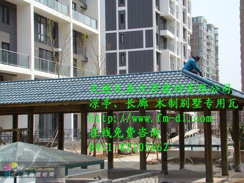 东建材别墅雨搭图片
