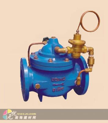 『jh745x多功能水泵控制阀』→『yq98004过滤活塞缓闭止回阀』&图片