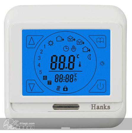 汉克斯电采暖温控器