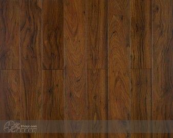伊凡生态木地板胡桃木