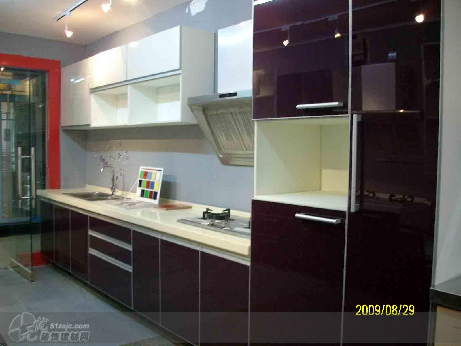 七厨房整体橱柜济南专卖店