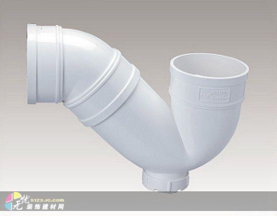pvc排水管件s型存水弯塑料存水弯-管件