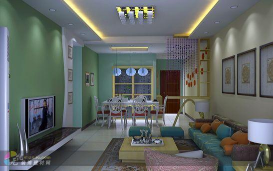 刘国志的设计师家园,德阳室内设计师,德阳装饰室内设计师助理v家园作品集自我介绍图片