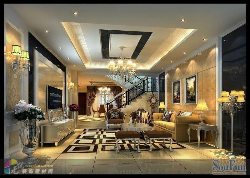 成都房屋装修设计 室内装饰设计 装修效果图 首选川豪装饰