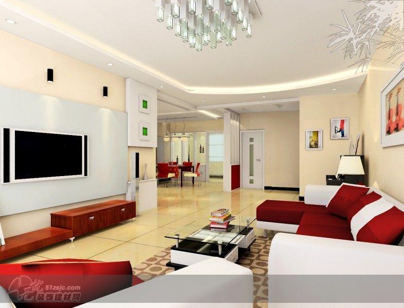客厅 三居室,客厅 设计展示 临沂艺冠装饰工程有限公司
