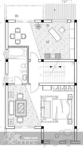 聊城联排别墅设计_作品