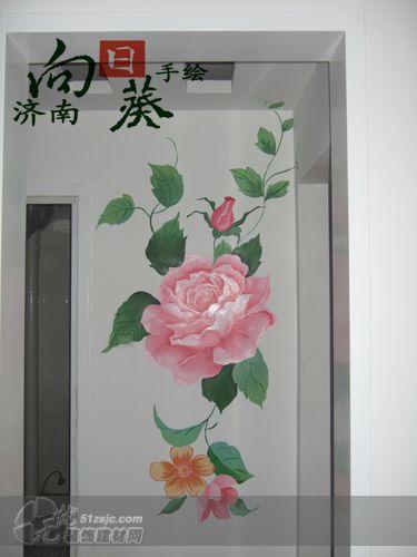 门厅设计手绘效果图
