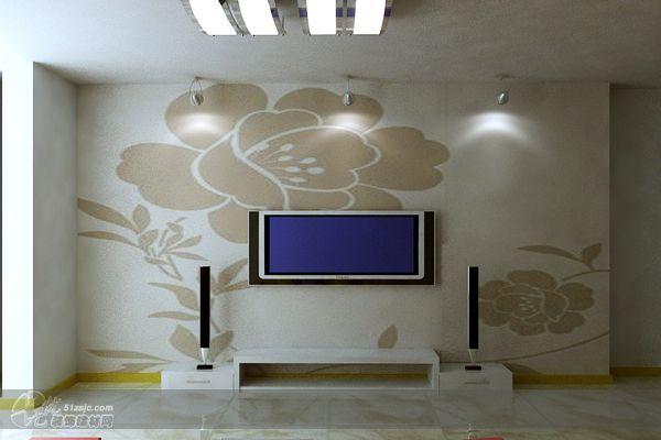 万圣节墙面装饰设计图展示