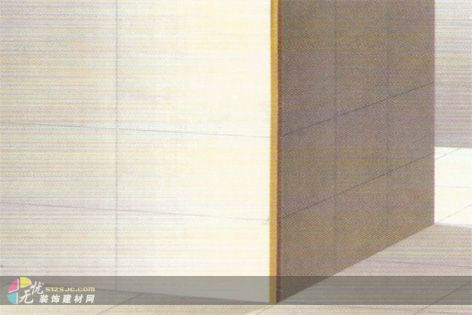 阳角实例 案例展示 重庆瓷砖阳角线菱美装饰建材总 高清图片
