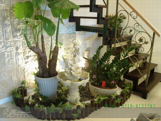 室內景觀_常州原生態景觀藝術有限公司作品_家居設計