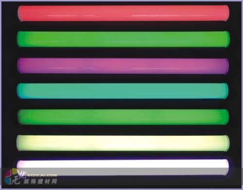 led楼宇轮廓灯是由数码电脑控制电路和