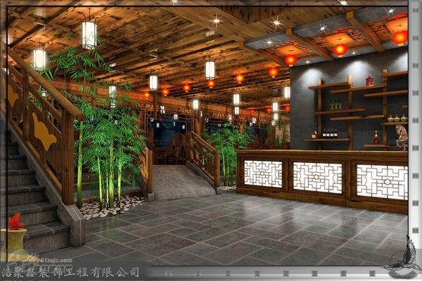 图片标题:青岛——韩国餐厅