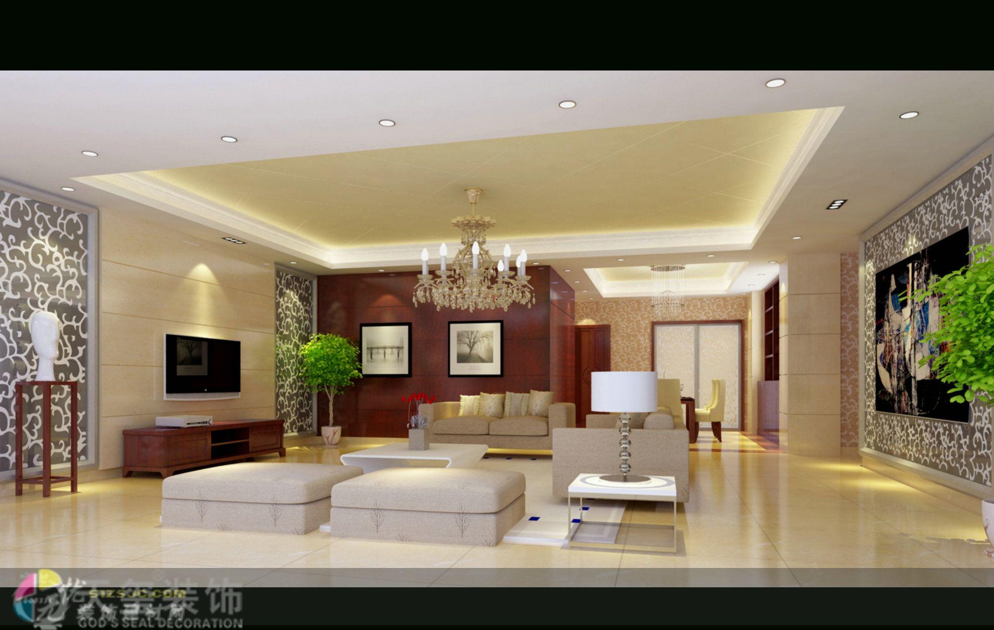 图片标题:书院官邸现代简约中式风格装修