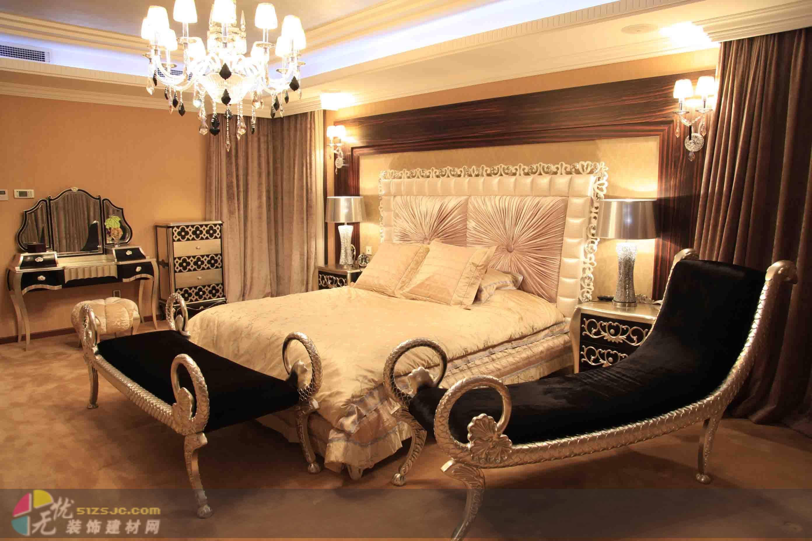 欧式风格 案例展示 别墅装修 北京金田伟业装饰有限公司