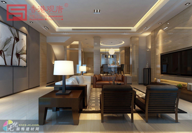 装修图片 香港观唐高端别墅设计机构 显示  发表评论