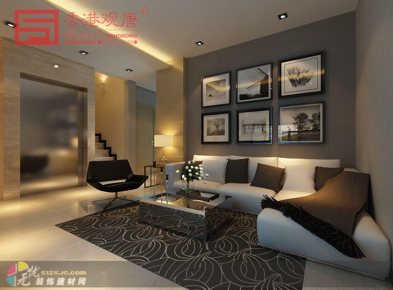 装修图片 香港观唐高端别墅设计机构 显示
