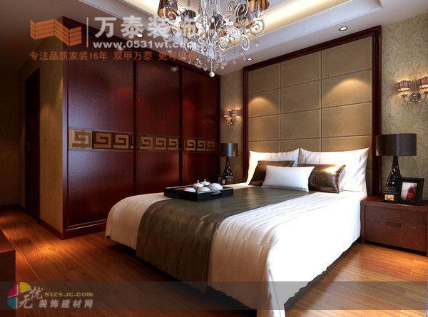 中海铂宫--案例展示-济南万泰装饰设计有限公司-无忧