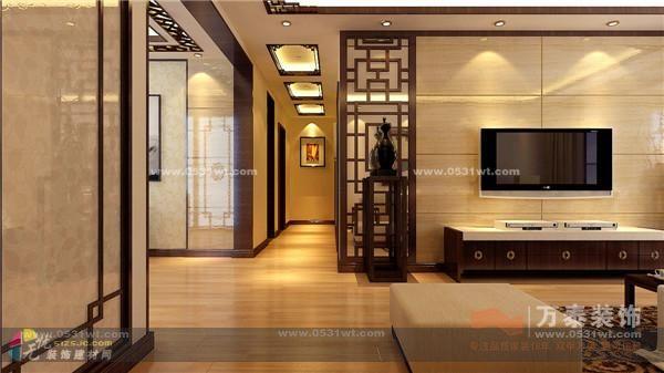 中式室内通道设计