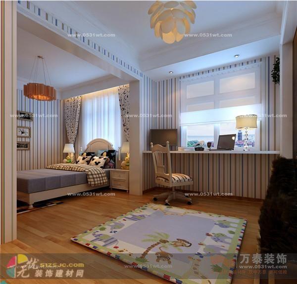 室内设计 设计类型: 住宅公寓 所 在 地: 济南中海铂宫&