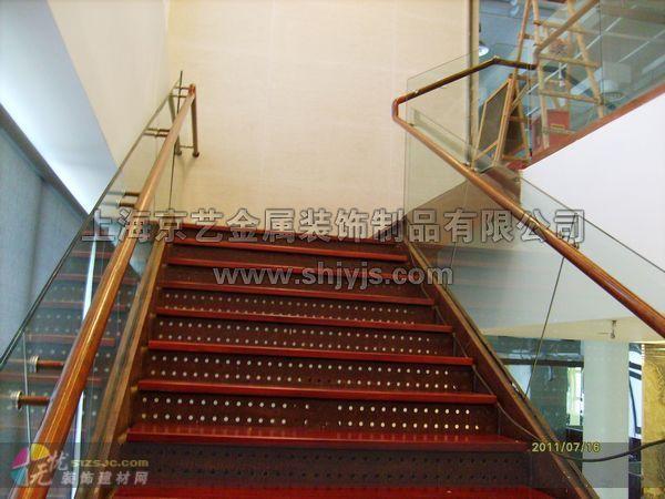 桂平路设计院钢结构楼梯