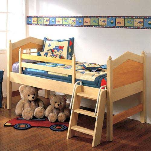 可爱的儿童家具 收获童话里的快乐(组图)
