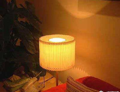 灯的温情 - 一掬茗香 - 一掬茗香的博客