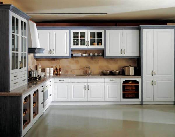 廚房裝修效果圖,裝飾效果圖