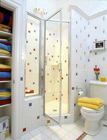 卫生间装饰效果图