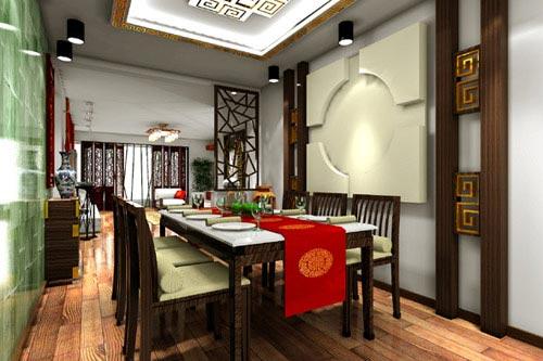 26款餐厅样板间设计 绝对值得收藏的超清晰美图