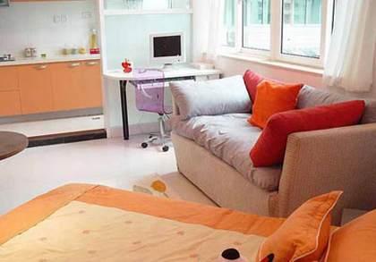 10款开放式卧室样板间 小户型装修典范