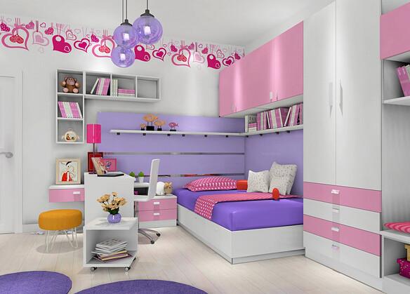 即可0元预约设计师为你的孩子量尺定制温馨的小房子哦!